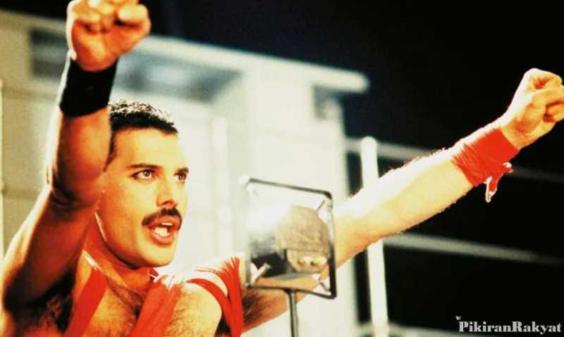 Bohemian Rhapsody, Kisah Freddie Mercury dan Lagu-lagu Legendaris Queen