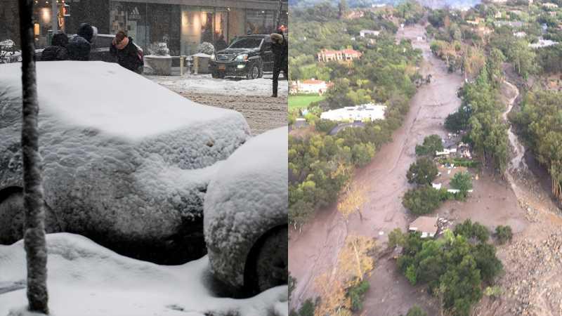 5 Bencana Alam di Dunia yang Terjadi karena Cuaca Ekstrem