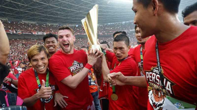 Setelah Persija Juara, Teco Teringat Sindiran Mario Gomez
