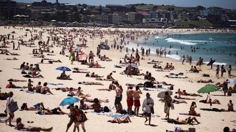 Sydney Jadi Kota Terpanas di Dunia
