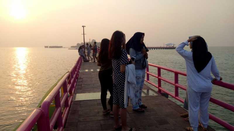 Rematch Susi Vs Sandi, Jembatan Cinta Pulau Tidung Akan Disterilkan