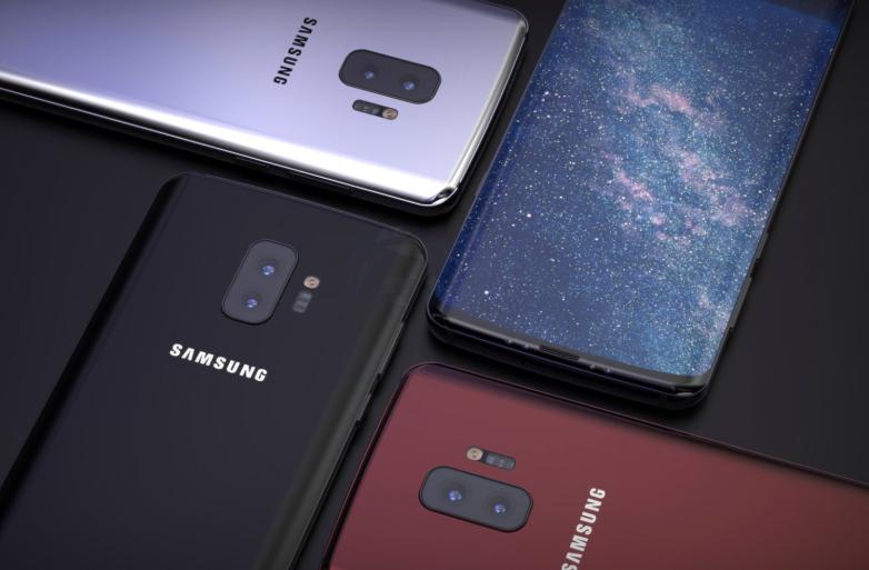 Seperti Sony, Galaxy S10 punya Sidik Jari di Samping