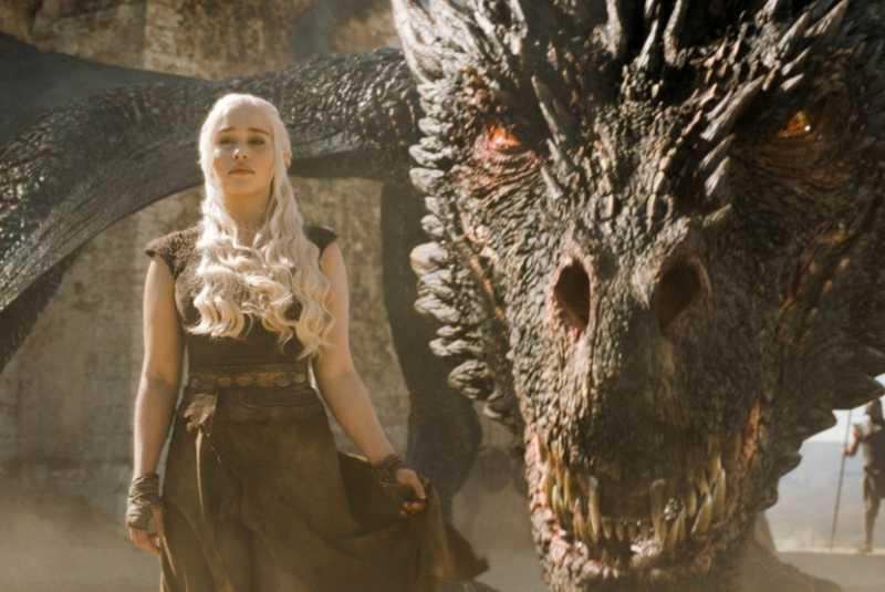 George RR Martin akan Terbitkan Dua Buku Game of Thrones