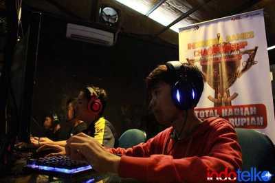 Telkomsel Cari 'Gamers' Terbaik di Bandung