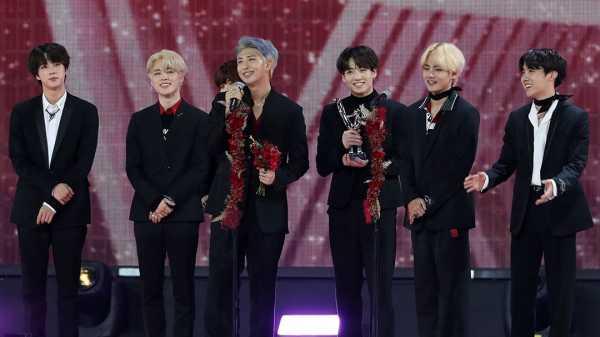 Love Yourself: Answer BTS jadi Album dengan Penjualan Tertinggi