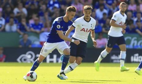 Tottenham Terkapar di Kandang Leicester
