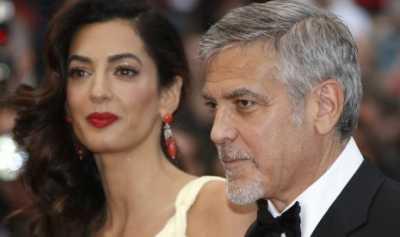 Amal Clooney Habiskan Rp 13.3 Miliar untuk Melahirkan