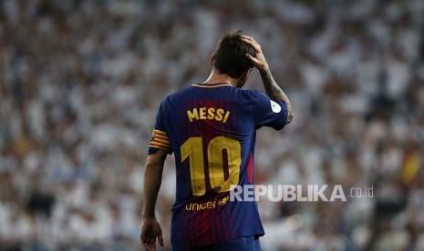 Manchester City Siap Bajak Messi dari Barcelona