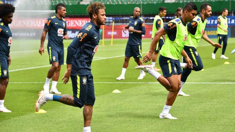 Lawan Austria, Neymar Bakal Turun sebagai Starter