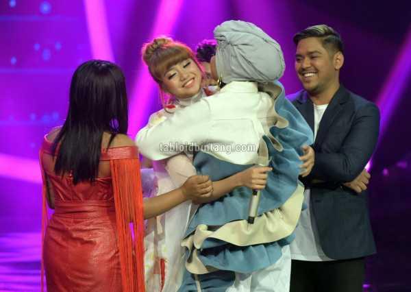 Firasat Ghea akan Tersingkir di Babak Top 5 Indonesian Idol 2018