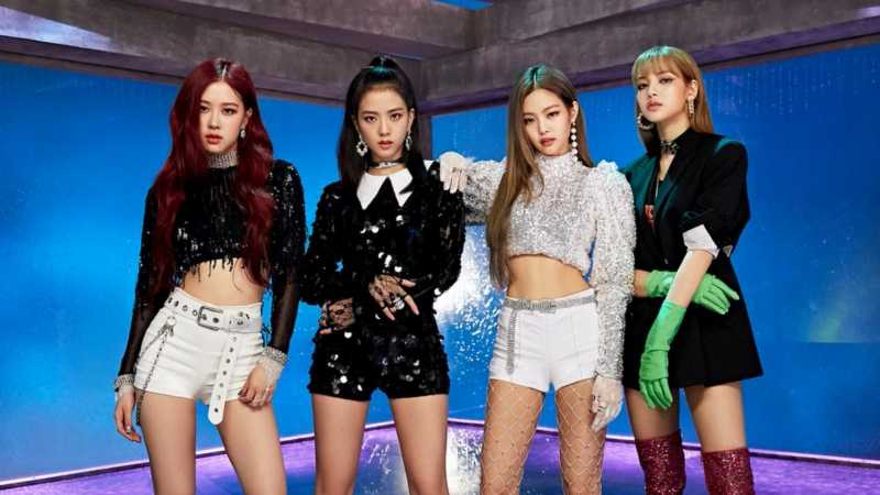 Blackpink Buka Konser Solo In Your Area Lewat Ddu-du-Ddu-du