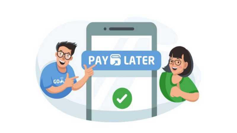 [Flash] GO-JEK Hadirkan Layanan PayLater, Bisa Bayar Transaksi GO-FOOD di Akhir Bulan