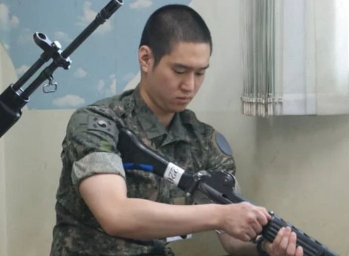 Go Kyung Pyo Cetak Prestasi Ini saat Menjalani Wajib Militer