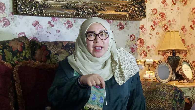 Kisah Melly Goeslaw Sepulang dari Penampungan Rakyat Palestina
