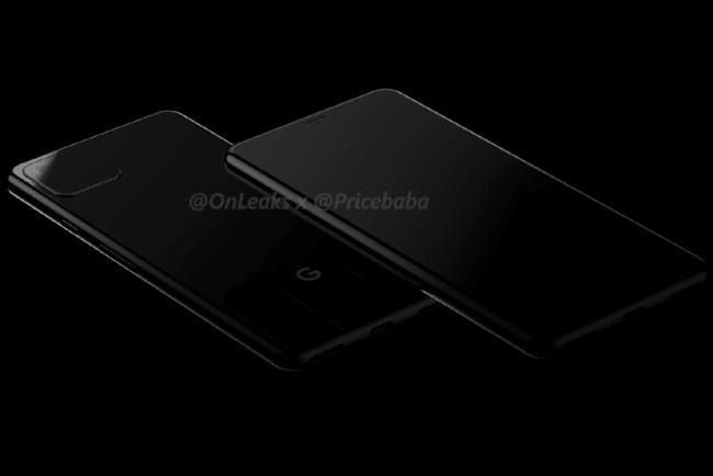 Mirip iPhone 2019, Inikah Tampang Google Pixel 4?