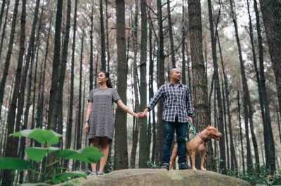 Tempat Ideal Prewedding di Makassar Bertema Outdoor