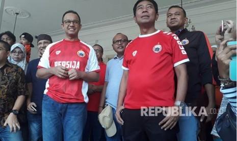 Ini Kata Anies Tentang Pelarangan ke Panggung Piala Presiden