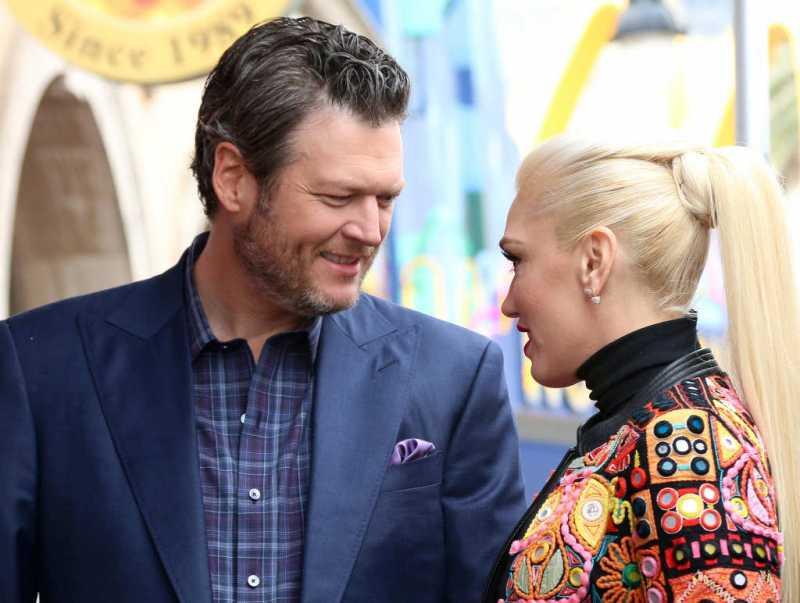 Serius Menikahi Gwen Stefani, Blake Shelton Dekati Ketiga Anaknya