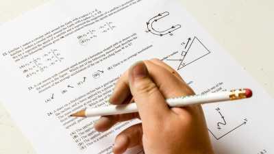 Terlalu Sulit, Soal Matematika Ini Bikin Siswa Selandia Baru Menangis