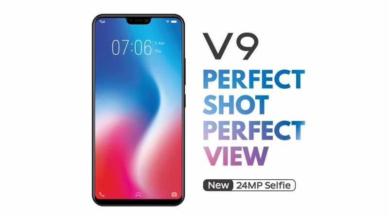 Ponsel Vivo V9 yang Mirip iPhone X Siap Masuk Indonesia