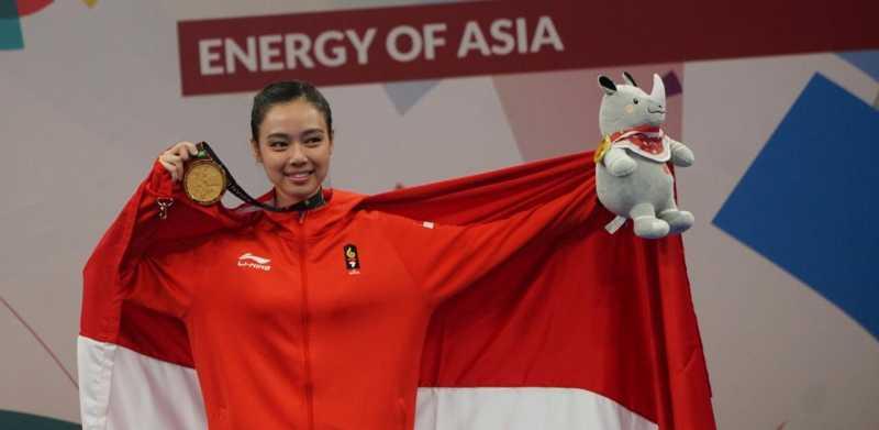 Rincian Bonus dari Pemerintah untuk Peraih Medali Asian Games
