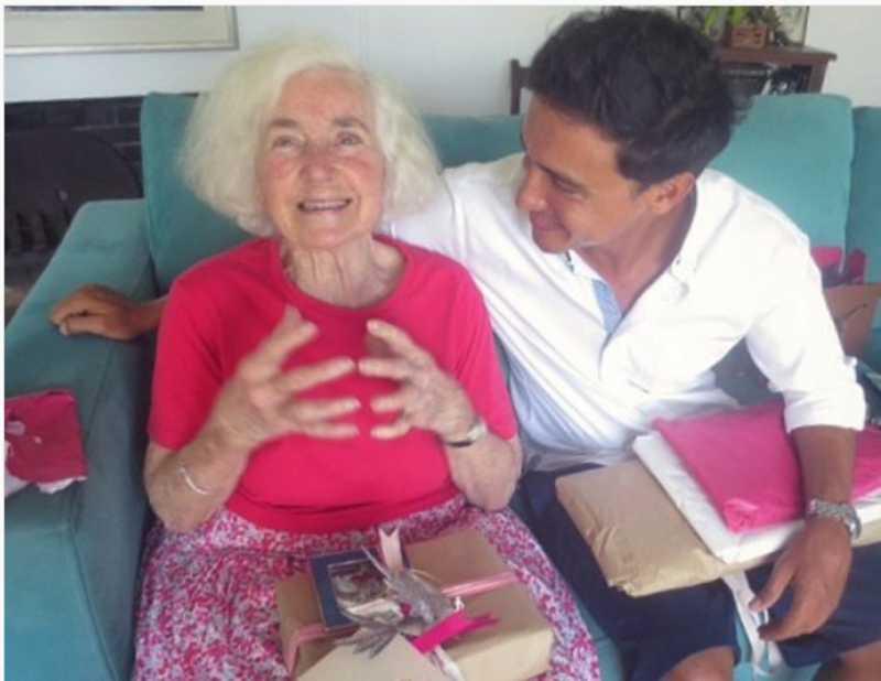 Nenek Hamish Daud Meninggal Dunia