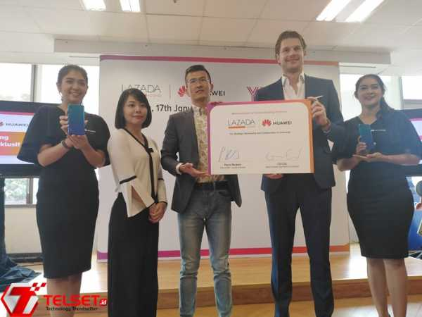 Masuk Indonesia, Ini Harga Huawei Y7 Pro