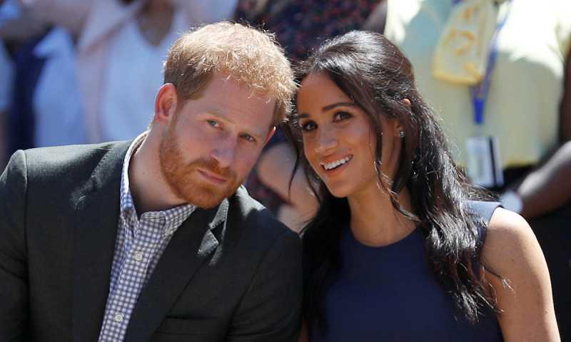 Instagram Pangeran Harry - Meghan Markle Akan Follow 15 Akun Pembuat Perubahan