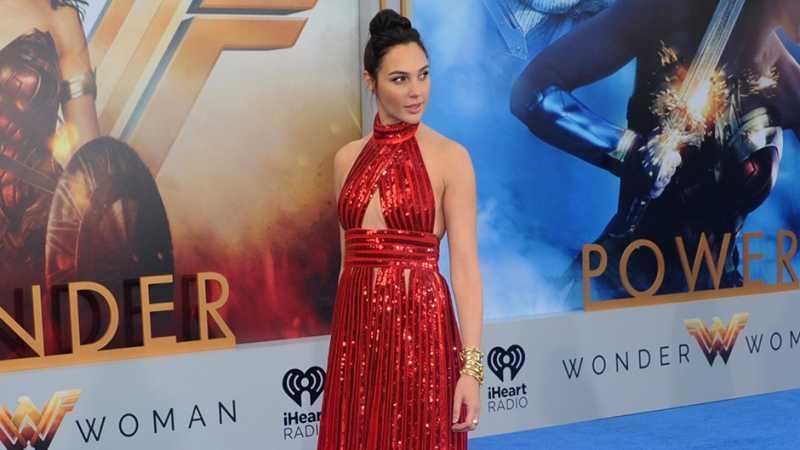 Diet Gal Gadot Saat Syuting Wonder Woman