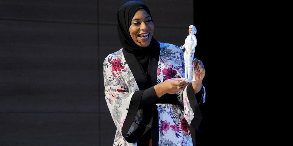 Barbie Merilis Versi Boneka Mengenakan Hijab