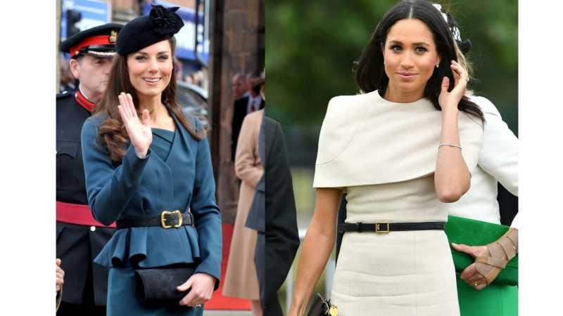 Kate Middleton Tak Akan Bermalam Bersama Meghan Markle Saat Natal
