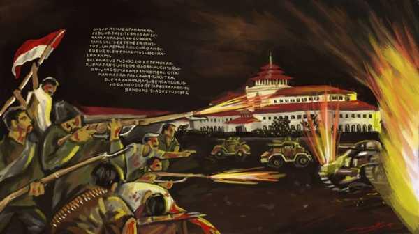 Pertempuran Gedung Sate, Potret Kecamuk Revolusi di Bandung