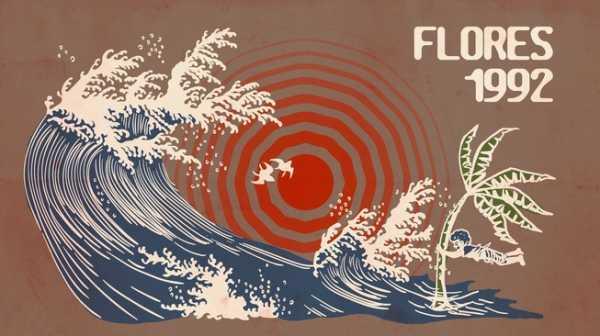 Sejarah Gempa dan Tsunami Flores 1992: Gerak Sesar di Sarang Lindu