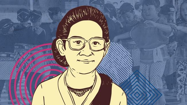 Akhir Perjuangan Bu Kasur Mendidik Anak Indonesia