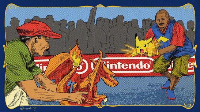 Menjadi Pakar Sabung Monster Bersama Pokemon