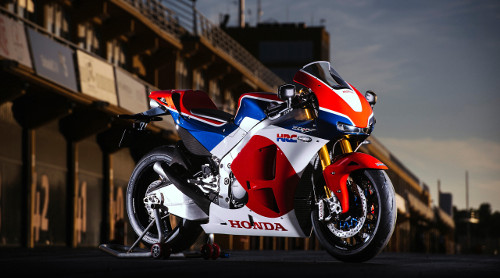 Motor Marc Marquez Siap Keliling Indonesia