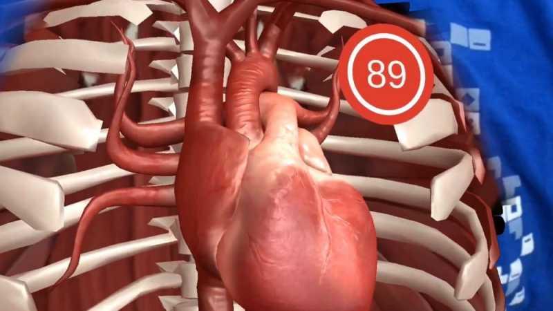 Baju Augmented Reality Bisa Perlihatkan Detak Jantung Manusia