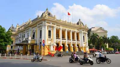 Menilik Peninggalan dan Pengaruh Prancis di Vietnam