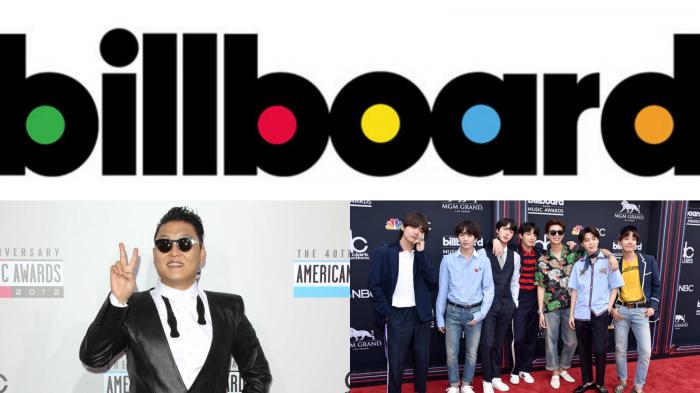 Prestasi Para Penyanyi K-Pop di Chart Internasional Billboard