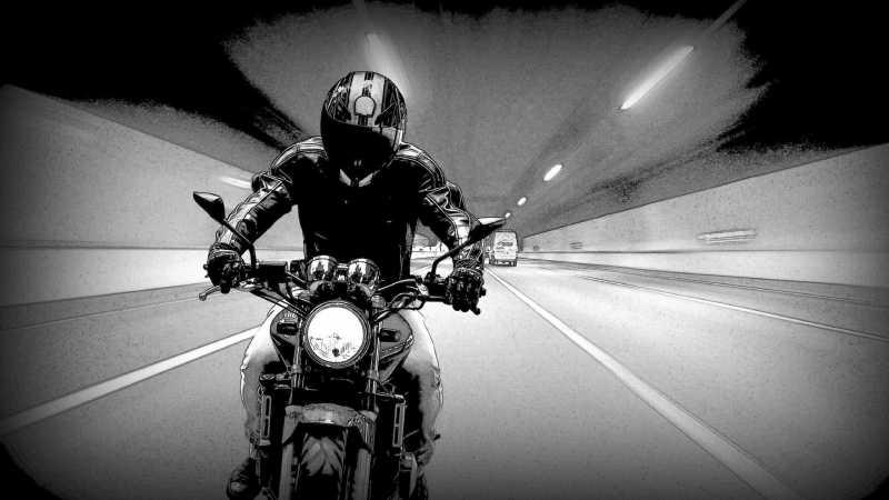 Aturan Main Penggunaan Rem Depan dan Belakang Pada Sepeda Motor