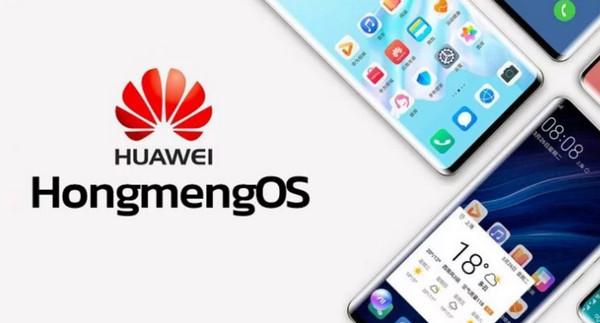 Huawei Klaim HongMeng OS Lebih Cepat dari Android dan MacOS