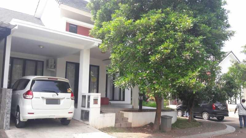 Foto Rumah Mewah Terduga Teroris di Serpong