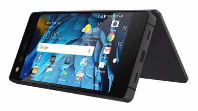 ZTE Axon M, Ponsel Android Dua Layar Bisa Dilipat