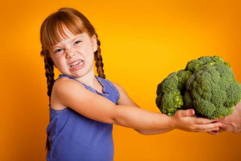 Mau Anak Anda Doyan Sayur? Stop Bilang Sayur Itu Sehat!