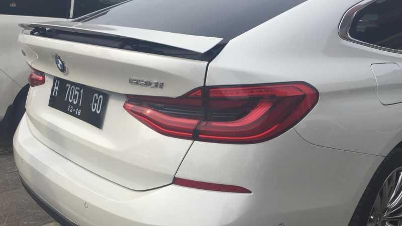 Bedah Fitur Spoiler Aktif di BMW Seri 6 GT