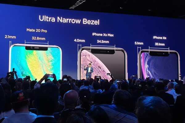 Ini Perbedaan iPhone XS Max dan iPhone XR versi Huawei