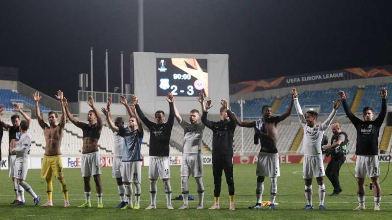 Hasil Matchday IV Liga Europa: 7 Tim Melangkah ke Babak 32 Besar