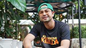 Raffi Ahmad Berambisi Bikin 10 Film Tahun Depan