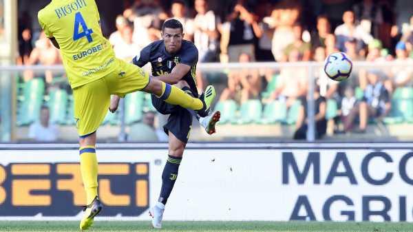 Minus Gol di Debut Perdana Ronaldo di Juventus, Allegri: Belum Dapat Umpan yang Tepat