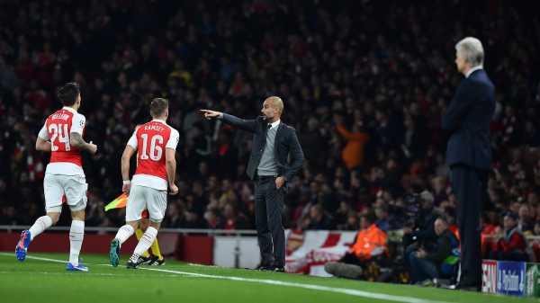 Wenger, Guardiola, dan Masa Lalu yang Tidak Terjadi